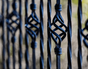 Metal Fencing Wyoming