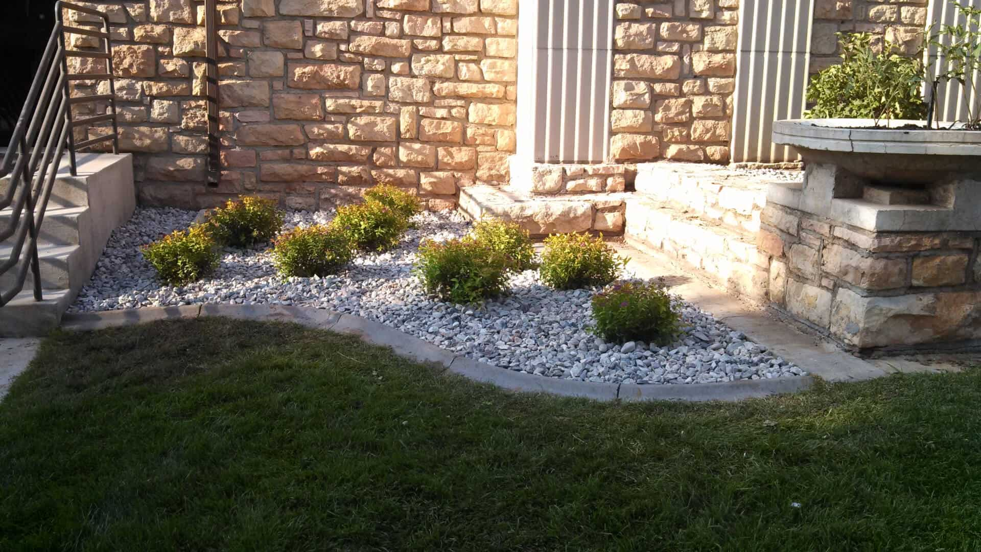 Commercial Landscaping in Laramie, WY